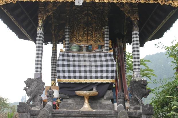 Hindu worshipping place @ Pure Agung Parahyangan