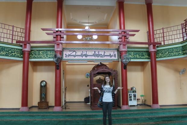 (Cheng Ho Mosque)