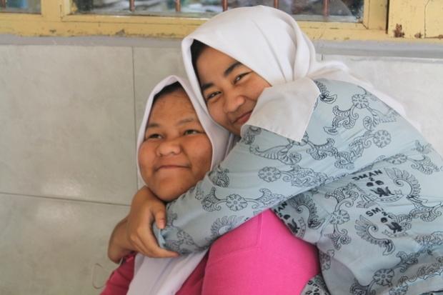 rili and a girl from IPA 5 (IPA 4)
