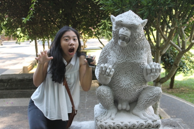 which one is the monkey?